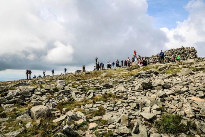 Babia Góra szczyt