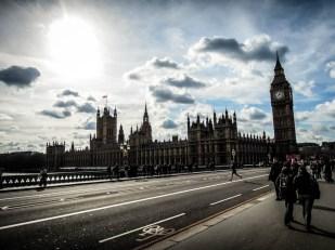 Big Ben i Pałac Westminsterski Londyn