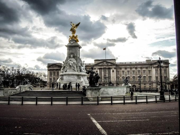 Buckingham Palace Londyn