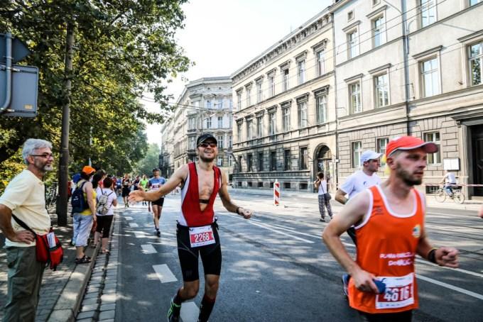 Maraton Wrocław 1