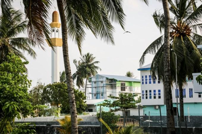 Maafushi Malediwy meczet