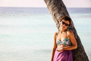 Maafushi Malediwy plażowanie