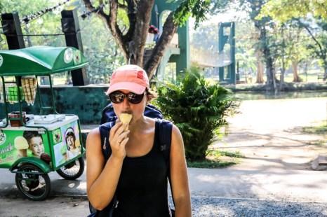 Park Viharamahadevi Colombo