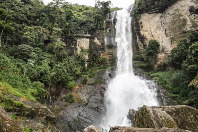 Wodospad Ramboda Nuwara Eliya 2