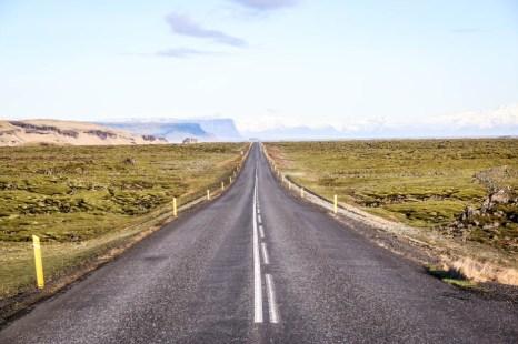 Islandia pola lawy