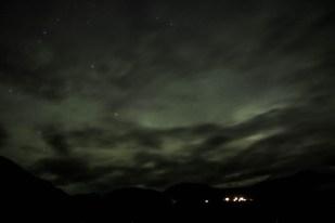 Islandia zimą zorza polarna 4