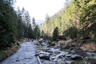 Tatry wiosną Dolina Strążyska
