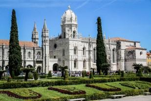 Lizbona klasztor Hieronimitów