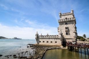 Lizbona wieża Torre de Belém