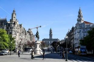 Porto Praça da Liberdade
