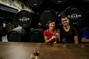 Porto winiarnia Calem