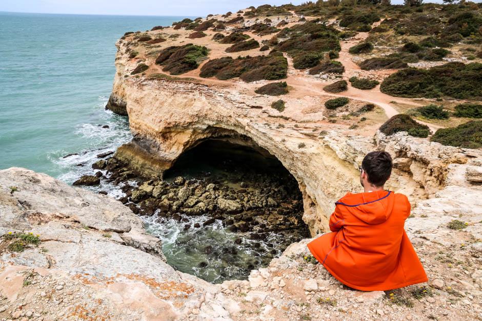 Portugalia Algarve okolice Benagil