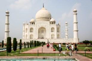 Indie Agra Taj Mahal 5