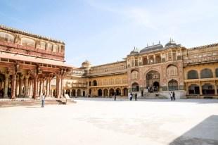 Indie Jaipur Fort Amber 4
