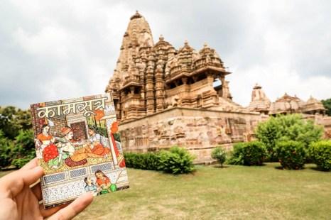 Indie Khajuraho Kamasutra 5