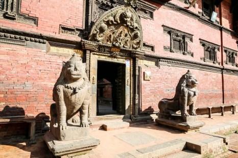Nepal Patan Durbar Square 5