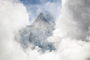 Nepal trekking ABC Machhapuchhare