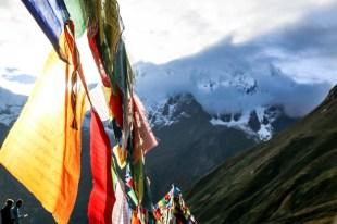 Nepal trekking do ABC wschód słońca