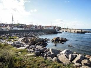 Bornholm port Allinge