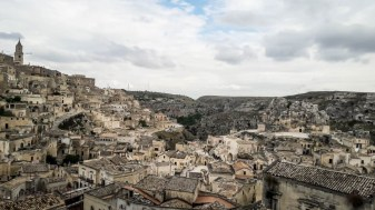 Matera widok na miasto2