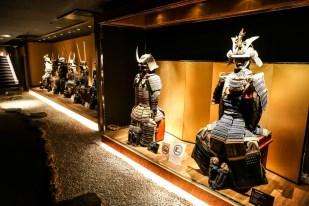 Muzeum Samurajów Tokio