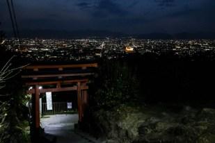Panorama Fushimi Inari