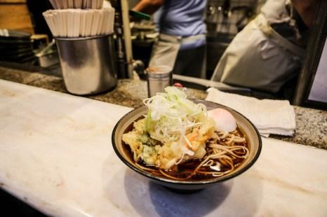 Ramen Omoide Yokocho Shinjuku