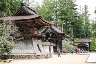 Świątynia Kongobu-ji Koyasan