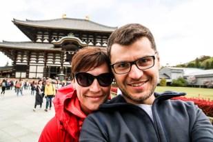 Świątynia Todai-ji Nara
