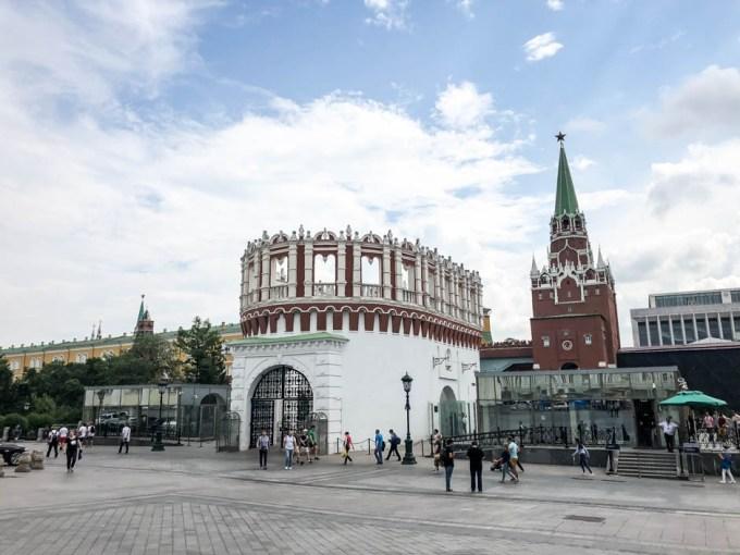 Kreml Moskwa