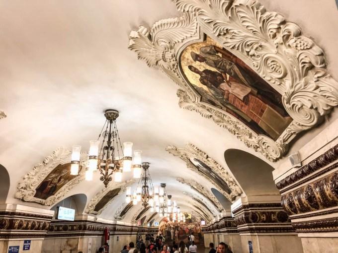 Moskiewskie metro 2