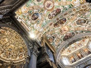 Bazylika Santa Maria Maggiore freski