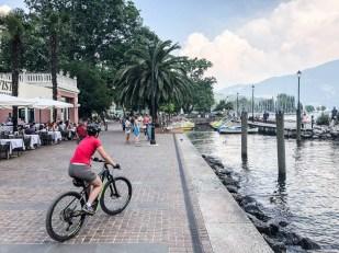 Dojazd do celu - Riva del Garda