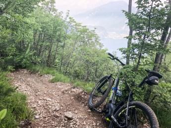 Relaks po jeździe na rowerze