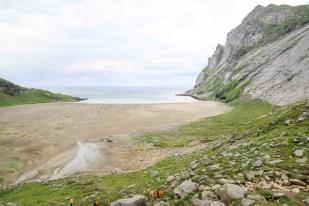 Plaża Bunes