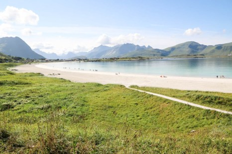 Plaża Ramberg