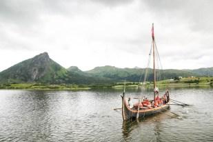 Rejs łodzią w Lofotr
