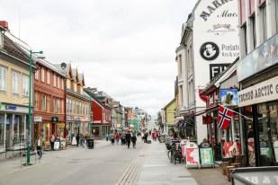 Starówka Tromso
