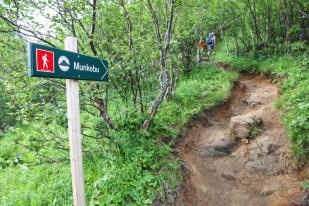 Szlak do Munkebu