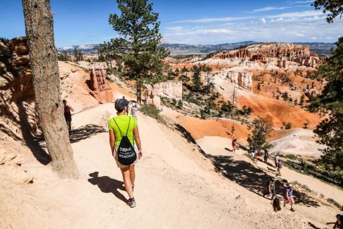 Bryce Canyon trek