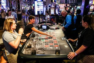 Las Vegas jackpot