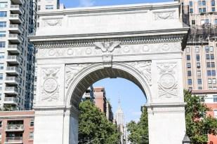 Łuk triumfalny Washington Square Park