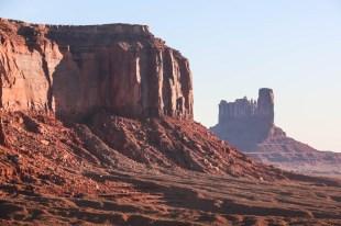 Monument Valley ostańce