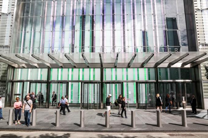Nowy Jork One World Trade Center