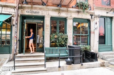Nowy Jork bar Dead Rabbit