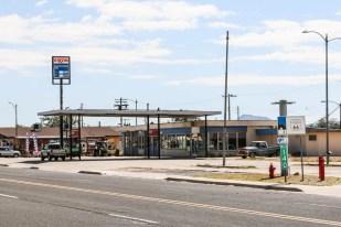 Opuszczona stacja Route 66