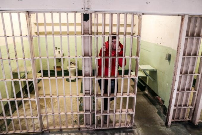 W celi Alcatraz