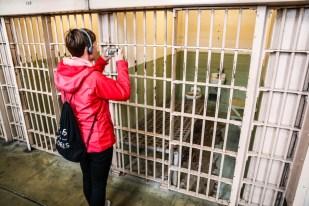 Zwiedzanie Alcatraz