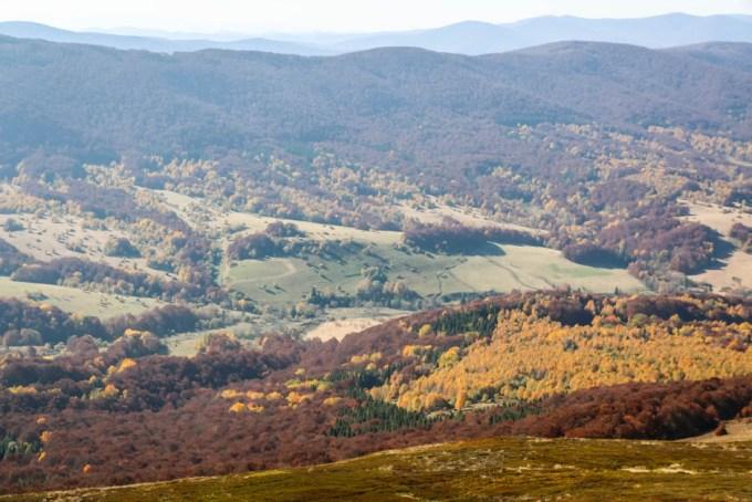 Dolina Bieszczady