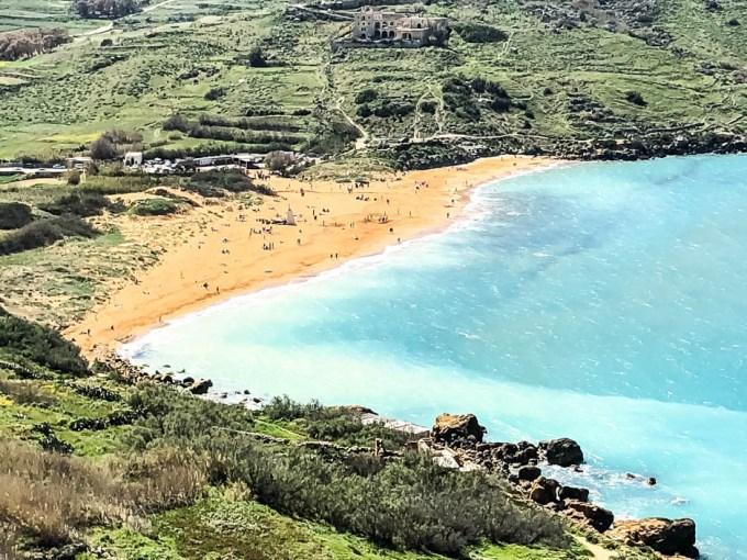 Plaża Ramla Gozo